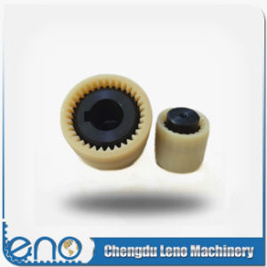 Black Oxide Gear Pump Coupling with Keyway Shaft pictures & photos