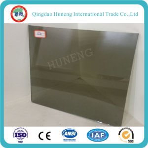 4-8mm Dark Grey /Euro Grey Reflective Glass with Ce pictures & photos