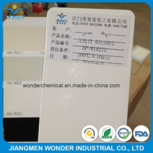 Ral 9003 Epoxy Polyester Electrostatic Powder Coatings pictures & photos