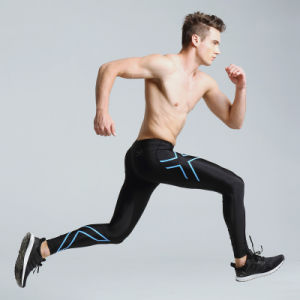 Wholesale Sports Compression Fitness Gym Pants for Men pictures & photos