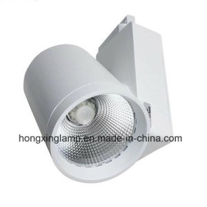 COB LED Track Spot Light 30W pictures & photos