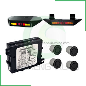 Car Parking Sensor with LED Display Three Position Installstion pictures & photos