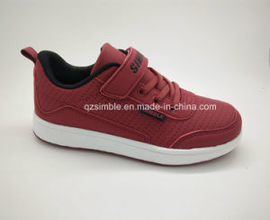 Children Breathable Casual Shoes with TPR Outsole pictures & photos