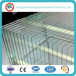 Anti-Reflective Glass Type Clear Sheet Glass pictures & photos