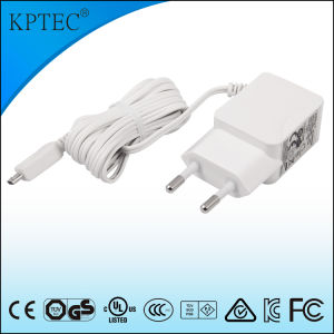 Level 6 Efficiency 5V AC Adapter with Ce GS Certificate pictures & photos