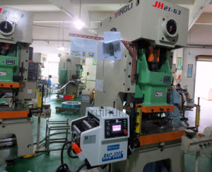 Nc servo roll machine using in metal straightener tools (RNC-300F) pictures & photos