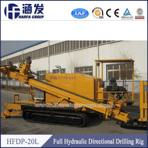 Trenchless Drilling Rig 200kn Hfdp-20L HDD Machine pictures & photos
