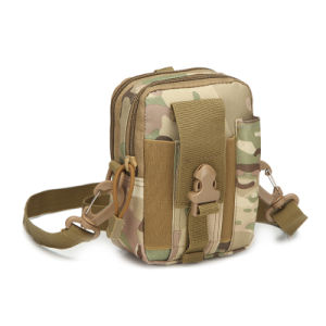 Anbison Sports Tactical Molle Small Pouch Shoulder Waist Bag pictures & photos
