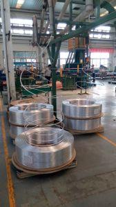 Aluminum Tube Package Coil/HVAC Aluminum Tube/Extrude Aluminum Tube/Drawn Aluminum Tube pictures & photos