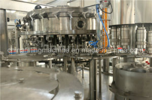 Professional Carbonated Soda Water Filling Plant with Ce Certificate pictures & photos