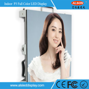 Full Color P3 Indoor Rental LED Sign with FCC pictures & photos