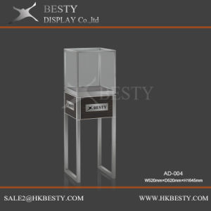 Aluminium Tower Display Showcase for jewelry Shop pictures & photos