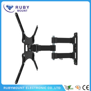 New Design Black Wall Mounting Swivel Wall Bracket pictures & photos