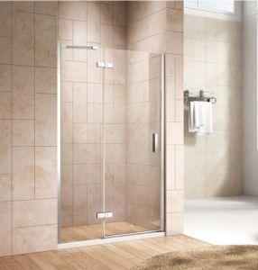 Bathroom 8mm Tempered Glass Hinge Door Shower Enclosure (BN-LHD100) pictures & photos
