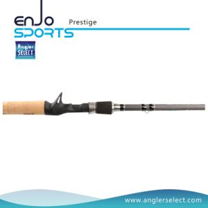 Prestige One-Piece Carbon Fiber Casting Rods with FUJI Sic Guides pictures & photos