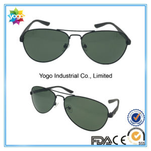 America Best Eyewear Custom Polarized Glasses with Stainless Steel Back pictures & photos
