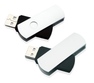 Metal USB Flash Drive with Custom Logo Printing pictures & photos