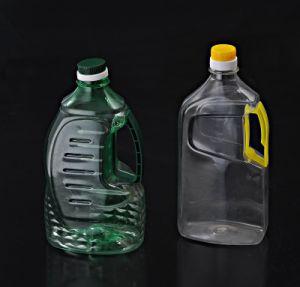 2 Cavity Semi Automatic 500ml / 3L Pet Bottle Blowing Machine Price pictures & photos