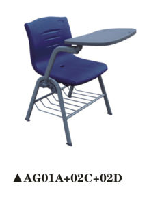 Modern Plastic Chair Stackable Training Chair for Office pictures & photos