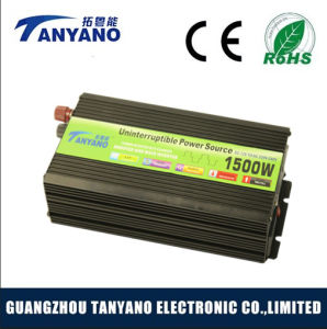 Best Price 1500W Modified Sine Wave UPS Inverter pictures & photos