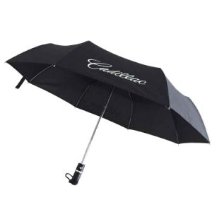 "21""X8panels Auto Open and Close Pongee 3 Fold Umbrella (3FU028) pictures & photos"