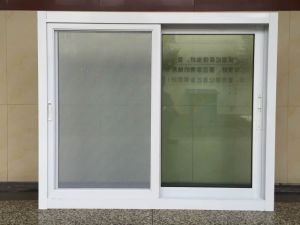 Aluminum Sliding Window with Double or Single Glass, Popular Window pictures & photos