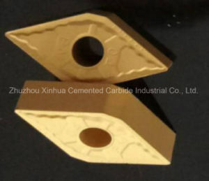 Cermet Turning Carbide Inserts (Dnmg150604/08/12) pictures & photos