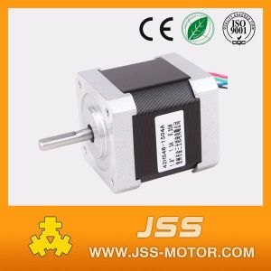 60oz. in, 1.7A, 0.9deg NEMA17 Stepper Motor for 3D Printer Marketbot pictures & photos
