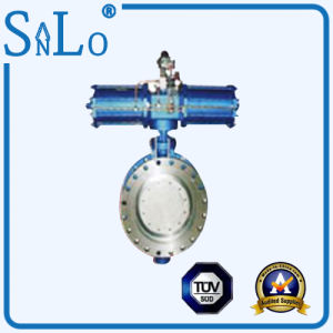 Pneumatic Hard Seal Butterfly Valve pictures & photos