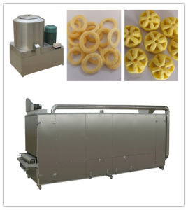 Ss304 Corn Filling Puff Snack Making Machine pictures & photos