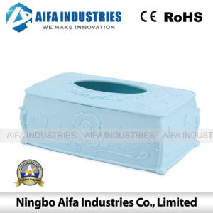 Plastic Tissue Box Injection Mold with Different Color pictures & photos