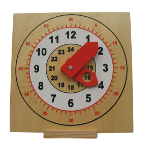Wooden Puzzle Numbers Peg Puzzle pictures & photos