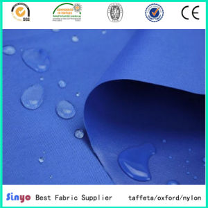 Oxford 600d PVC Laminated Textile Fabric for Making Tools Kits and Pouches pictures & photos