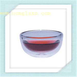 Borosilicate Double Wall Glass Cup Mug pictures & photos