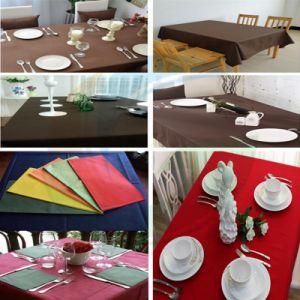 Custom TNT Non Woven Tablecloth pictures & photos
