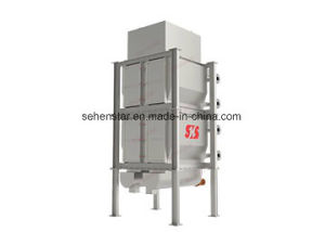 Powder Flow Drying and Cooling System Fluid Bed Dryer pictures & photos