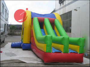 2017 Inflatable Toy Jumping Moonwalk Bouncy Castle for Kids (T3-221) pictures & photos