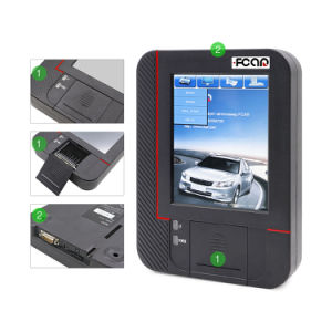 Original Fcar F3-R Diesel Scanner Russian Optimized Version Full Set Car Diagnostics Tools F3r 1 Year Free Update Online pictures & photos