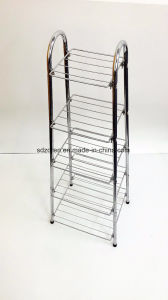 5 Tier Stand Pan Kitchen Storage pictures & photos
