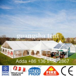 200 Seater Aluminum Frame Wedding Party Event Marquee Tent 10m X 21m pictures & photos