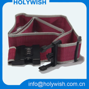 High Quality Plastic Buckle Luggage Belt Promotional Products