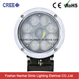 Waterproof Heavy Duty 45W 4D 5.5inch LED Working Light (GT6401-45W) pictures & photos