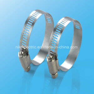 Ss American Type Hose Clamp pictures & photos