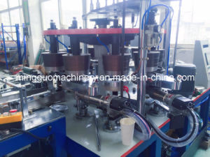 Newtop China Machine Double Wall Automatic Paper Cup Machine pictures & photos