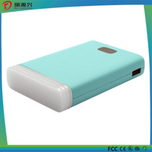 10000mAh Polymer Power Bank with LED Reading Lamp (PB1513) pictures & photos