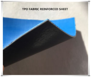 Waterproofing TPO Fabric Reinforced Membrane pictures & photos