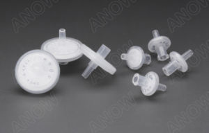Hydrophobic PTFE 13mm Syringe Filter for HPLC pictures & photos