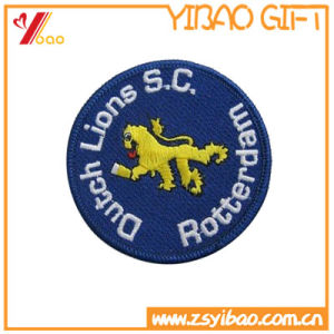 Promotion Animal Sillicone Embroidery Patch Custom Logo (YB-HR-63) pictures & photos