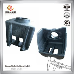 Carbon Steel Water Glass Casting Water Pupm Parts pictures & photos