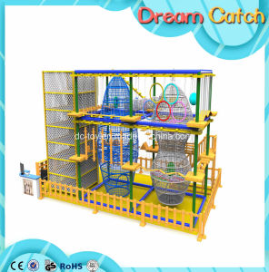 Kids Climbing Frameset Indoor Ropes for Mall pictures & photos
